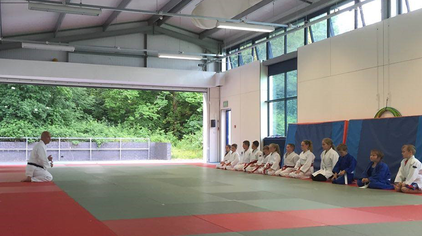 OUR REASONS WHY YOU SHOULD TAKE PART IN JUDO
