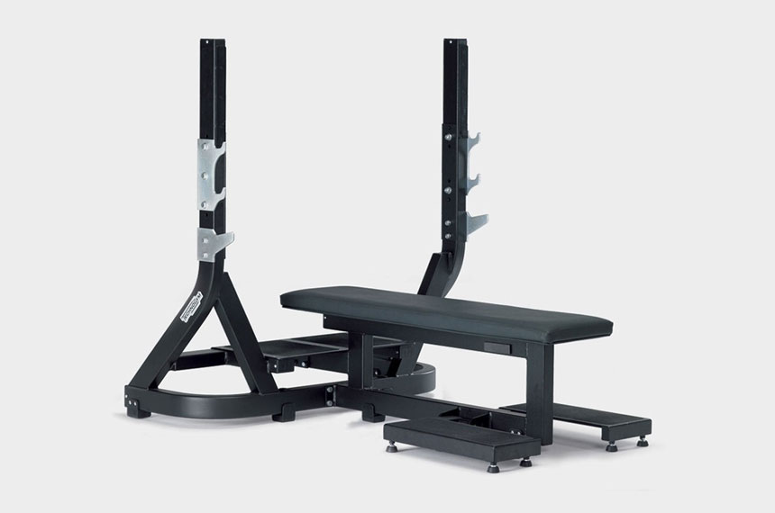 PureStrength Olympic Flat Bench