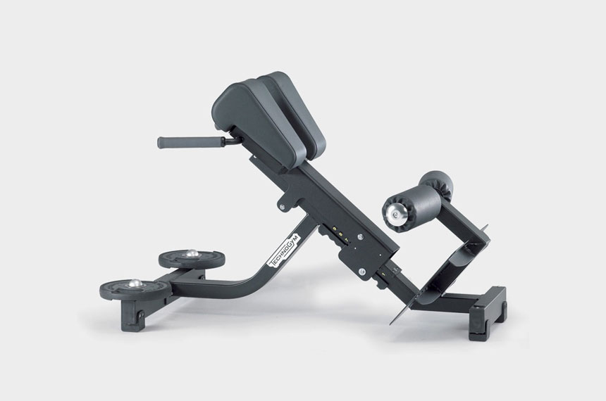 PureStrength Lower Back Bench