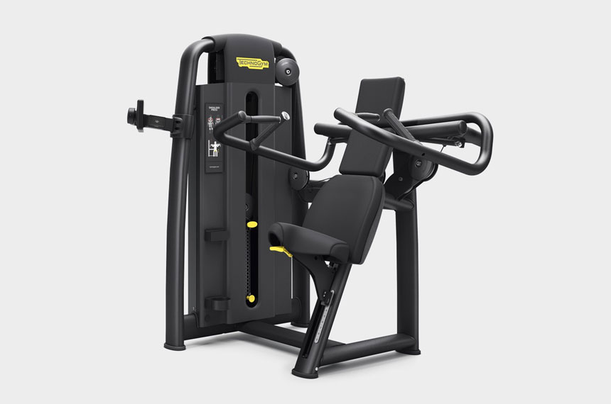 Selection Pro Shoulder Press